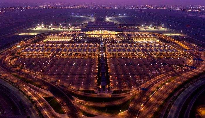 মাস্কাট আন্তর্জাতিক বিমানবন্দর, ওমান