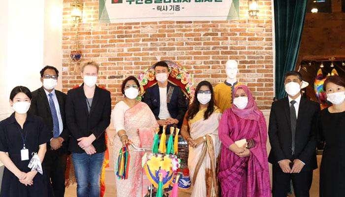 দক্ষিণ কোরিয়ার রাজধানী সিউলেন ঐতিহ্যবাহী মাল্টি কালচার জাদুঘরে 'বাংলাদেশ প্যাভেলিয়ন' স্থাপন